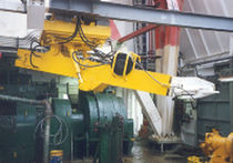 pipe / round stock handling clamp  TSC OFFSHORE FZE