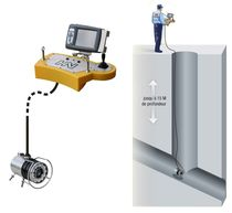 pipe video inspection system &Oslash; 100 - 1000 mm Hydrovideo