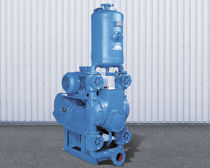 piston diaphragm pump with security diaphragm max. 215 m³/h (950 GPM), max. 6.4 MPa (930 psi) | ABEL CM ABEL GmbH & Co. KG