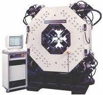 planar biaxial cruciform materials testing machine 250 kN | 8800 Instron