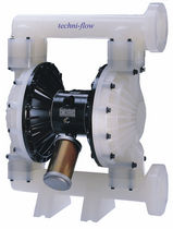 plastic air operated diaphragm pump max. 568 l/min | TFG800PTF POMPE TECHNI-FLOW