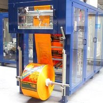 plastic bag making machine for polyethylene bags Rodomatic Arodo - Total Bag Handling