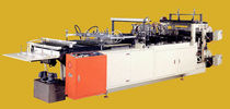 plastic bag making machine 100 - 140 p/min | SDH-800SC, SDH-1000SC S-Dai Industrial