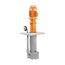 plastic cantilever vertical pump max. 200 m&sup3;/h  | TPC-M series MUNSCH Chemie-Pumpen GmbH
