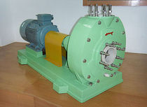 plastic centrifugal chemical pump 2.5 - 240 m3/h | IHF series Shanghai Pacific Pump Manufacture Co.,Ltd