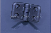 plastic combi hinge, non-detachable C4MC 8601 series Components 4 Machinery