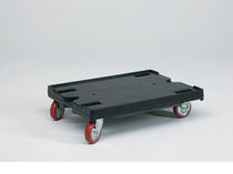 plastic dolly max. 1 200 x 800 x 200 mm | 80 series Engels Manutention et Environnement