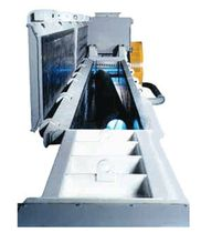 plastic granulator for pipes and profiles max. 6 000 mm | SR series NEUE HERBOLD Maschinen-u. Anlagenbau GmbH