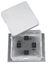 plastic junction box IP54 | KPB-4 Flintec