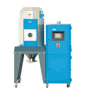 plastic pellet desiccant dryer SDD series Shini USA