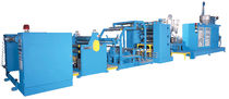 plastic sheet coextrusion line  Ching Hsing Iron Works Co., Ltd.