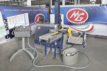 plate bending machine with 2 drive rollers PK LINE MG s.r.l.