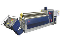 plate bending machine with 3 drive rollers AK-MG LINE  1250 - 6100 mm MG s.r.l.