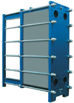 plate heat exchanger max. 200°C, 30 bar mdt engineering systems Co.