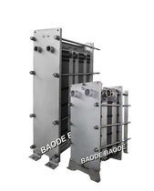 plate heat exchanger for pasteurization process  Baode heat exchanger co.,ltd