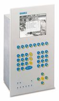 "PLC with integrated HMI 6"", Flash-ROM 