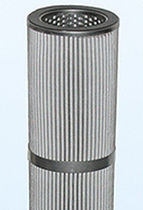pleated depth filter cartridge for liquid  Heta Verfahrenstechnik GmbH