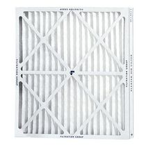 pleated panel air filter FLT390 series New Pig