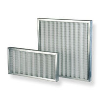 pleated panel air filter  Novoluft S.L.