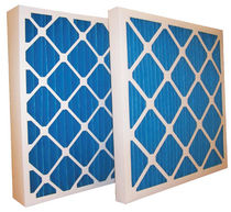 pleated panel air filter 20 - 95 mm | EnergySaver Jasun