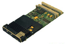 PMC Gigabit Ethernet controller card 33/66 MHz | IC-e6-PMCa Interface Concept