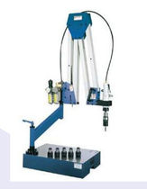 pneumatic articulated arm tapping machine  VERTEX MACHINERY WORKS CO. ,LTD