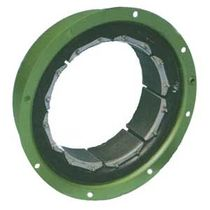 pneumatic drum clutch and brake DC, DCV Series Wichita Clutch