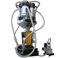 pneumatic loading system with production of central vacuum  Doteco S.p.a
