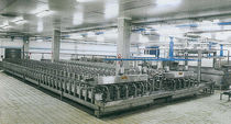 pneumatic press for cheese production  Magnabosco
