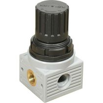 pneumatic pressure regulator 600 Nl/min, max. 12 bar | XR0 series Airwork pneumatic equipment