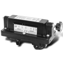 pneumatic relay max. 17 bar, 68 m³/h | M21, M22 series FAIRCHILD