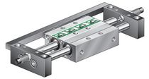 pneumatic rod cylinder slide / thruster ø 16 - 25 mm | PS series VESTA