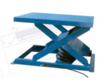 pneumatic scissor lift table  Air Caster Corporation