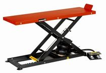 pneumatic scissor lift table max. 400 kg, max. 1 000 mm | 1000PCL MAROLOTEST