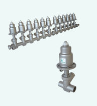 pneumatic shut-off valve DN 20 - 25 | 508 Alfa Engineering Machinery