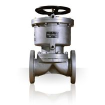pneumatically actuated diaphragm valve FLAV-PCV  DN 15-300 SIRSI METALLISATOR S.P.A.