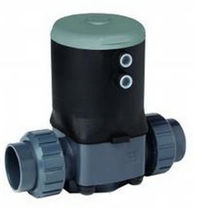 pneumatically actuated diaphragm valve DN 15 - 50, max. 10 bar | MK/CP-DA series FIP - Formatura Iniezione Polimeri