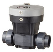 pneumatically actuated double acting diaphragm valve DN 15 - 100 | VM/CP-NO-DA series FIP - Formatura Iniezione Polimeri