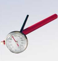 pocket sized dial thermometer Digital Pocket Thermometer Marsh Bellofram