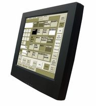 "point of sale (POS) touch screen monitor 15"", 250 nits, Resistive/Capacitive/SAW/IR 