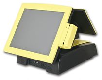 point of sale touch screen computer (POS) Intel Atom N270, 1.6 GHz, max. 2 GB | MARS-5443 PORTWELL