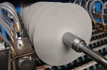 polishing pad max. ø 350 mm A.S.TOOLS SRL