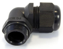 polyamide elbow cable gland ø 4 - 28 mm | BWSP series Moltec International Ltd.