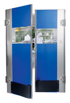 polycarbonate swing door Eco®Smart® NERGECO