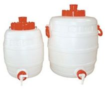 polyethylene drum and tank 15 - 30 L CEMO