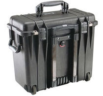 polypropylene case: top loader 43.4 x 19 x 40.6 cm, IP67 | 1440 Peli Products