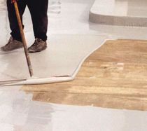 polyurethane resin for floor covering  Carlisle Coatings & Waterproofing