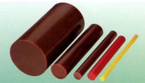 polyurethane rubber rod (PUR) Eurolan Eurofoam S.r.l.