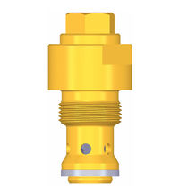 poppet type hydraulic cartridge check valve DN 10, 120 l/min | RVPA series BUCHER Hydraulics