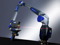 portable 3D measuring arm with integrated laser scanner CAM2 Laser ScanArm V3 CAM2